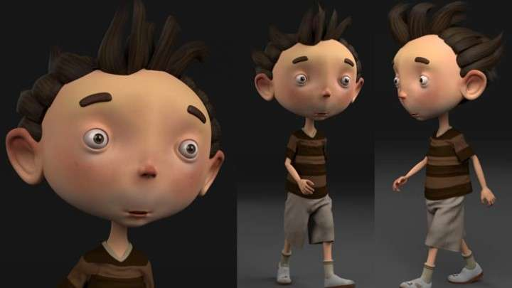 Complete Character Creation In Maya For Beginners - Maya Tutorial