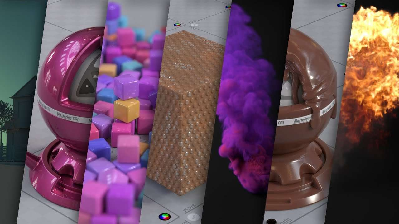 The Ultimate Introduction to Arnold 5 for Cinema 4d - Mographplus - Cinema 4D Tutorial