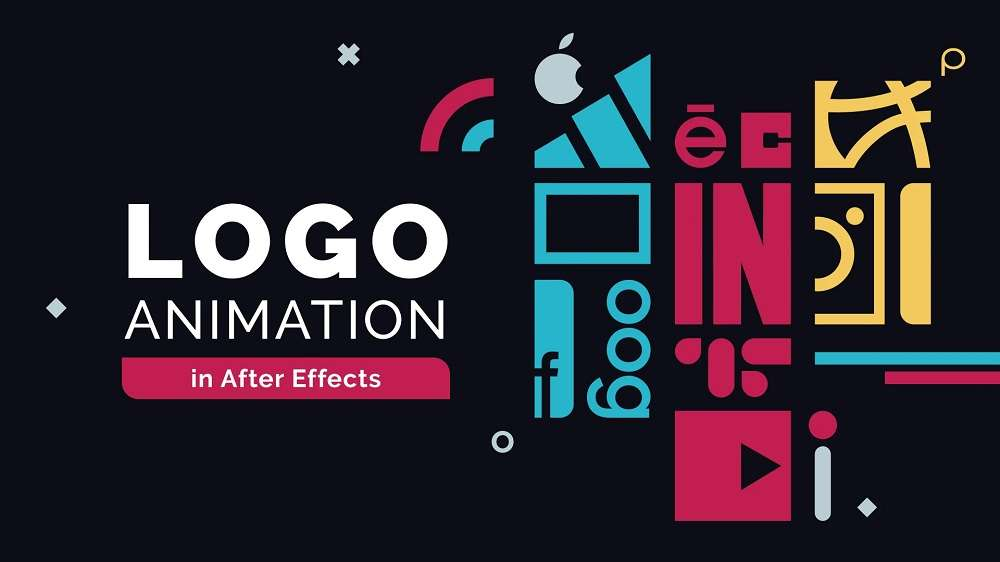 Logo Animation in After Effects - MDS - After Effect Tutorial