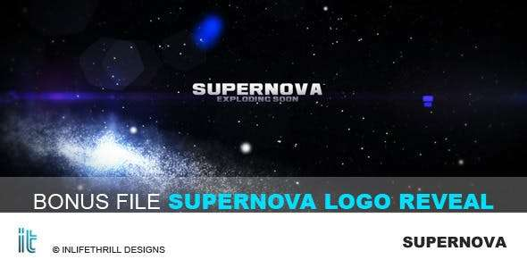 Videohive 155077 - Supernova - After Effect Template