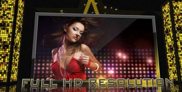 Videohive 1087366 - Night Club Party - After Effect Template