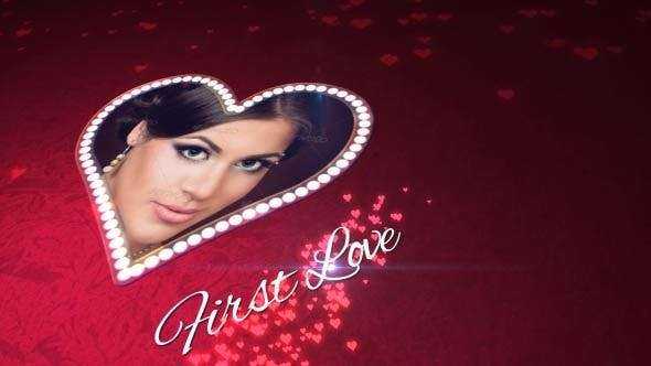 Videohive 3971829 - Valentines Day - After Effect Template