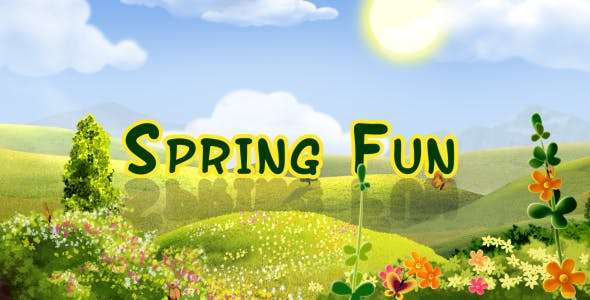 Videohive 235103 - Spring Fun - After Effect Template