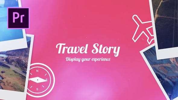 Videohive 22058650 - Travel Story - Premiere Pro Template