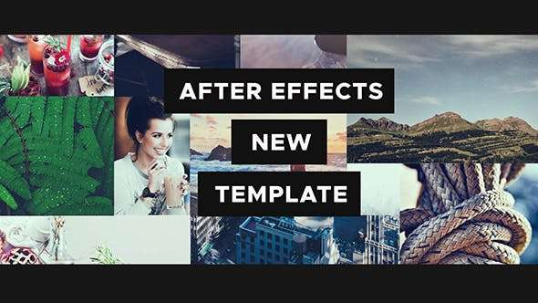 Videohive 19771744 - Serendipity // Quick Opener -  After Effect Template